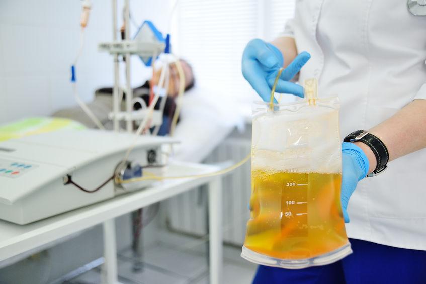 Trasfusione di piastrine: ci sono novità?