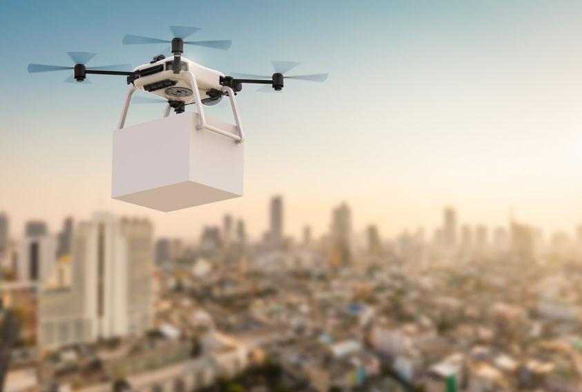 Uso di veicoli senza pilota (droni) per il trasporto di sangue ed emocomponenti